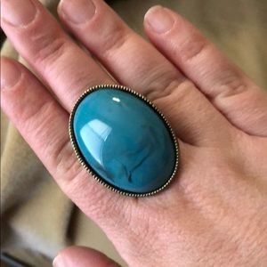 Jewelry - Turquoise stretch ring